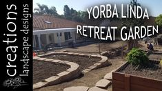YouTube videos about residential gardens being installed.  These videos are your first hand look at landscape installations and what it really takes.  You can also get tons of cool design ideas for your own garden.