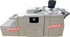 Refurbished Xerox 4595 Black and White Multifunction Production Printer - 95 ppm, Copy, Print, Scan, Auto Duplex, 4 Trays. Standard Functions: Copy, Print, Scan. Rated Speed: up to 95 ppm. Paper Input Trays: 1100 sheets (Tray 1); 1600 sheets (Tray 2); 2 x 550 sheets (Tray 3 & 4); 250-sheet Bypass Tray. Paper Capacity (std. / max.): 4,050 sheets / 10,050 sheets. This machine is Fully Refurbished by our Certified Technicians. Ready to use and is guaranteed to be in excellent working…