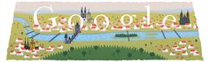 Google Doodle: 230 anniversary of Prague existence as a single capital city