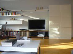 shelving for tv in living room