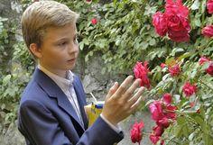 Prince Georg of Liechtenstein, second son of Hereditary Prince Alois and Hereditary Princess Sophie