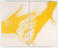 Yellow Applause, 1966. (James Rosenquist)