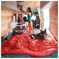 "We'll be announcing the @gorumpl contest winners tomorrow, did you enter for a chance to win this ultimate blanket ? #vanlife #contest #travel 1. Follow @gorumpl 2. In the comments below, complete this sentence: "" I wish I was with (tag someone here) in (insert a place you plan to visit this summer) . Photo: @j0ekinder"