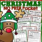 ****Newly UPDATED packet released on 10/9/14*** The updated version has 21 ADDITlONAL pages for a total of 61 pages in this packet!!  This NO PREP packet for Christmas has a lot of FUN and engaging activities to keep kids learning during the holiday season!