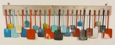 Lost Found Art - Vintage Toy Beach Shovels