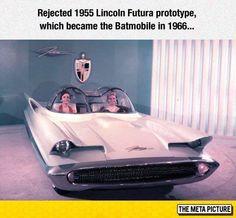 1955 LINCOLN Future