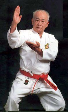 BUDOKAN blog de artes marciales : Fallece Shugoro Nakazato, fundador del Shorin-Ryu Shorinkan Karate-do