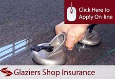 Glaziers Shop Insurance