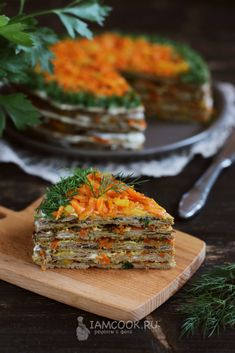 Salty Cake, Dash Diet, Polish Recipes, Savoury Cake, Avocado Toast, Quiche, Good Food, Food And Drink, Meals