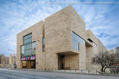 Teatr Muzyczny Capitol we Wrocławiu | KKM Kozień Architekci z Krakowa