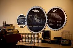 Signs Now Helena: Hub Coffee Menu Boards