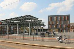 Architectura - Duurzame metamorfose voor stadsplein van Mortsel / ABSCIS ARCHITECTEN en VK ENGINEERING
