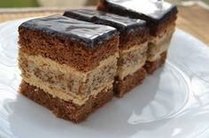 Cacao Recipes, Sweets Recipes, Chocolate Recipes, Baking Recipes, Romanian Desserts, Bulgarian Recipes, Romanian Recipes, Sweet Cooking, Food Obsession