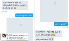 Twitter user's request for naked selfies backfires when woman sends blank screen | Daily Mail Online