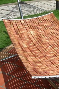 Luxury Wood Hammock Bed - 79 x 39 » Yup, this will do!