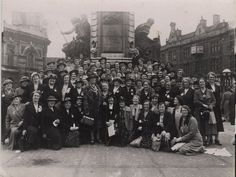 July 10, 1917: The London-based Co-operative Women's Guild mourns the death of Harriet Ann Kidd, donating a headstone for her work on behalf of working class women. Kidd began working at age 10 in the silk mills in Leek, Staffordshire, and became a life-long activist around suffrage and women's rights at work.