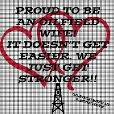 What doesn't kill us makes us strong Oilfield Wife, Oil Field, Great Quotes, Qoutes, Dandy, Life, Strong, Stitch, Quotations