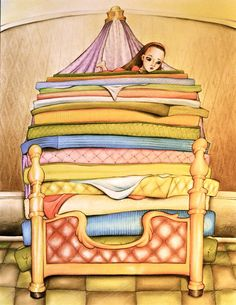 The Princess And The Pea by Tim van den Eynde [©2012]