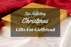 Do you want to know why getting a good Christmas gifts for girlfriend that fits your needs? Click here to find out more...
