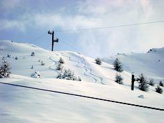 C'è 1m20 di #neve fresca!  Apertura anticipata delle piste da sci il week-end del 15-16 dicembre (2012) #sapevatelo