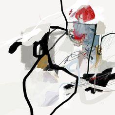 "Saatchi Art Artist Sander Steins; Photography, ""ABSTR 1011 - Limited Edition 1 of 1"" #art"