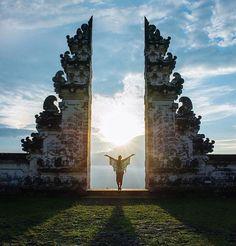 Lempuyang Temple, Bali, Indonesia