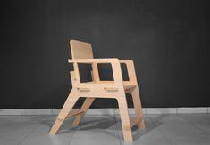 KUKA chair by Studio DLux - CNC Chair