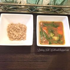 Ultimate Reset Cleanse - Clean Eating - Vegan - Hearty Vegetable Miso Soup - Healthy Dinner