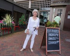 Summer in Asheville Asheville, Susan After 60, Opening A Cafe, Jean Sandals, Camping Gifts, Have A Beautiful Day, Older Women, Celebs, Entertaining