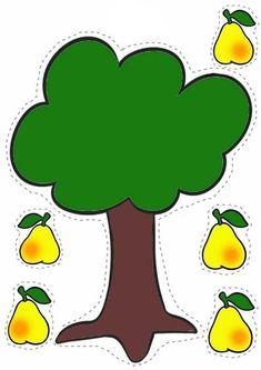 Ağaç Kalıbı | OkulöncesiTR l Preschool