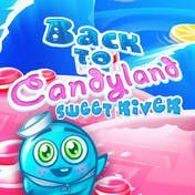 Play addicting match three puzzle game on mobile - Back to Candyland Episode Sweet River, and set sail for a mysterious island as this puzzling adventure continues. Free Mobile Games, Match 3, Episode 3, Candyland, Online Games, Puzzle, Play, Sweet, Candy