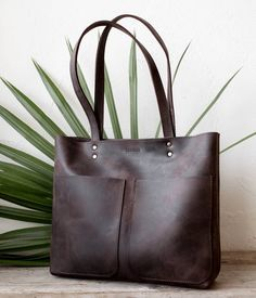 This item is unavailable Medium Rustic Dark Brown Distressed Leather Tote bag No. Geometric Patterns, Jewelry Stores Near Me, Best Jewelry Stores, Ipad, Unique Bags, Leather Purses, Leather Bags, Leather Totes, Leather Backpacks