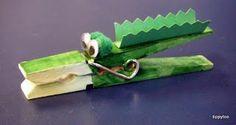 Tippytoe Crafts: crocodiles