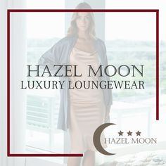 Hazel Moon is dedicated to providing top quality luxury loungewear and loungewar fashion styles. We're a brand of sleep and loungewear with soft and natural fabrics made to be worn in and out of bed. #HazelMoon #LuxuryLoungewear Loungewear, Fashion Styles, Fabrics, Sweaters For Women, Sleep, Moon, Luxury, Natural, Bed