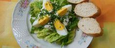 Recept Hlávkový salát s vařenými vejci Tacos, Chicken, Ethnic Recipes, Food, Fitness, Diet, Essen, Meals, Yemek