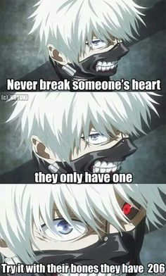 True   if i true this is from anime of tokyo ghoul 2nd season that qill airing in january