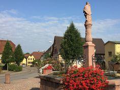 Die kleine Stadt Mahlberg, im Südwesten von Baden-Württemberg, gefiel mir ausgesprochen gut und ich besichtigte gerne die Sehenswürdigkeiten. #edgarten #gartenblog #mahlberg