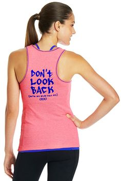 Don't Look Back Tank | Just Landed