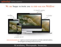 We are happy to invite you to visit our new #WebZone www.animotionstudio.com - explore our recent visual experiences and tailor made tech solutions. Do not forget to visit design services to see more. #Architect #InteriorDesigner #3DWalkthrough #Interactive #Photography #buildingwalkthrough #Residential #Visualization #3dApartment #3DServices #3dDesign #3drendering #VisualEffects #Rendering #animotionstudio