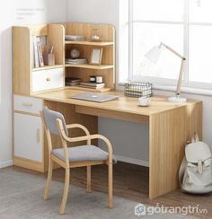 Study Table Designs, Study Room Design, Study Room Decor, Room Design Bedroom, Small Room Design, Cute Room Decor, Room Ideas Bedroom, Home Room Design, Home Office Design