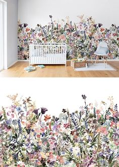 WALLPAPER | WALL MURAL | INTERIOR DESIGN | KIDS' ROOM | NURSERY | WALLPAPER FOR KIDS | INSPIRATION | PLAYFUL | CHILDREN'S ROOM