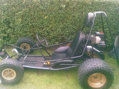 My manco dingo - DIY Go Kart Forum