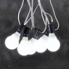 Konstsmide 4641-103 LED Connectable Christmas Festoon Lights - 10 LEDs