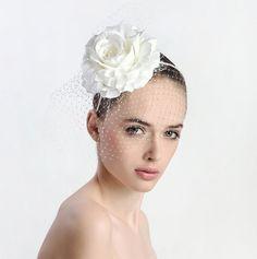 Stroik do włosów z różą 2012 Fulara&Żywczyk