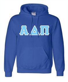Alpha Delta Pi Sweatshirt Hoodie