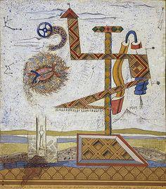 Max Ernst, Katharina Ondulata, 1920