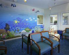 pediatric office decorating | ... Dental Office Design // Charlottesville Commercial Office Design
