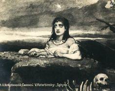 Wilhelm Kotarbiński (1848 - 1921) postcards: https://www.facebook.com/InSearchofPaganHollywood/posts/1715907551759032