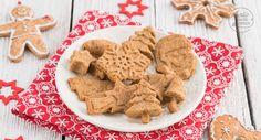 Diese Vollkorn-Butterplätzchen sind eine tolle Alternative zu Weißmehlkeksen. Die gesunden Weihnachtsplätzchen ohne Ei bestehen aus nur 3 Zutaten.