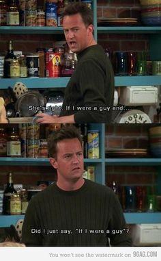 Love Chandler